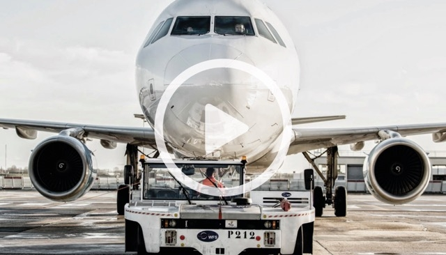 Our ground handling services